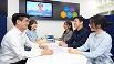 [기업탐구생활] 근무시간 DOWN, 온오프 채널 활용한 직원교육 UP! - 애브비