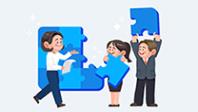 기업수요 맞춤형 훈련에 참여하여 종합 HRD 컨설팅을 받아보세요!